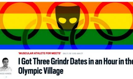 The Daily Beast's Olympics Gay App Article is Direct LGBT Discrimination