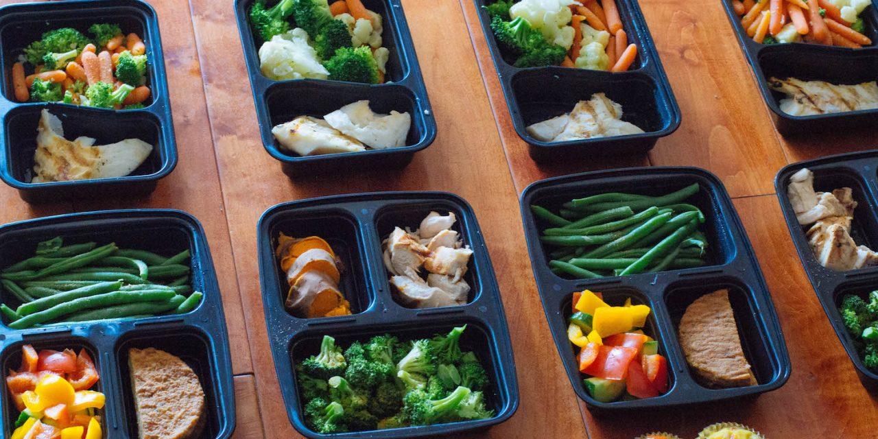 Meal-Prepping 101: A Simple 1-Week Plan