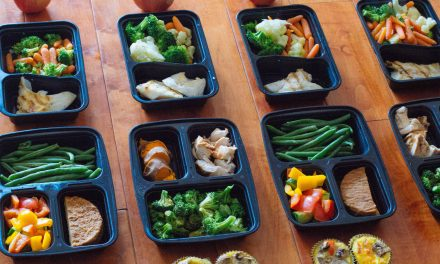 Meal-Prepping 101: A Simple 1-Week Plan
