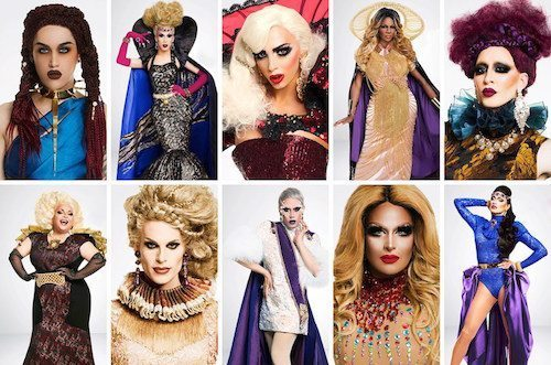 "a19b0c34e7dd RuPaul s Drag Race All Stars Season 2 Premiere  The ""Crystal-Queer ..."