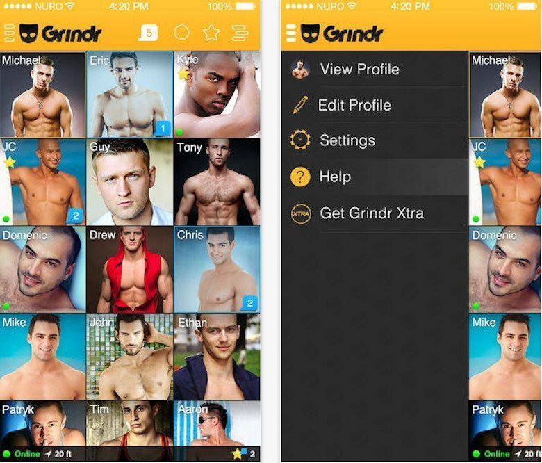 Grindr hookup experience