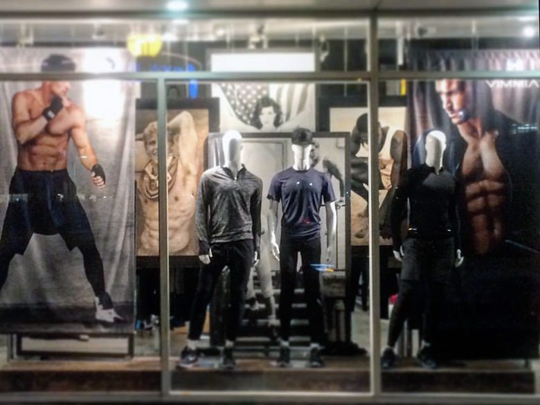 Men's clothing stores los angeles