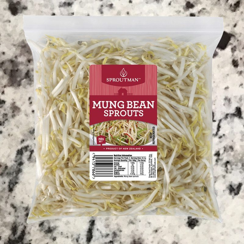 Two Pounds of Bean Sprouts