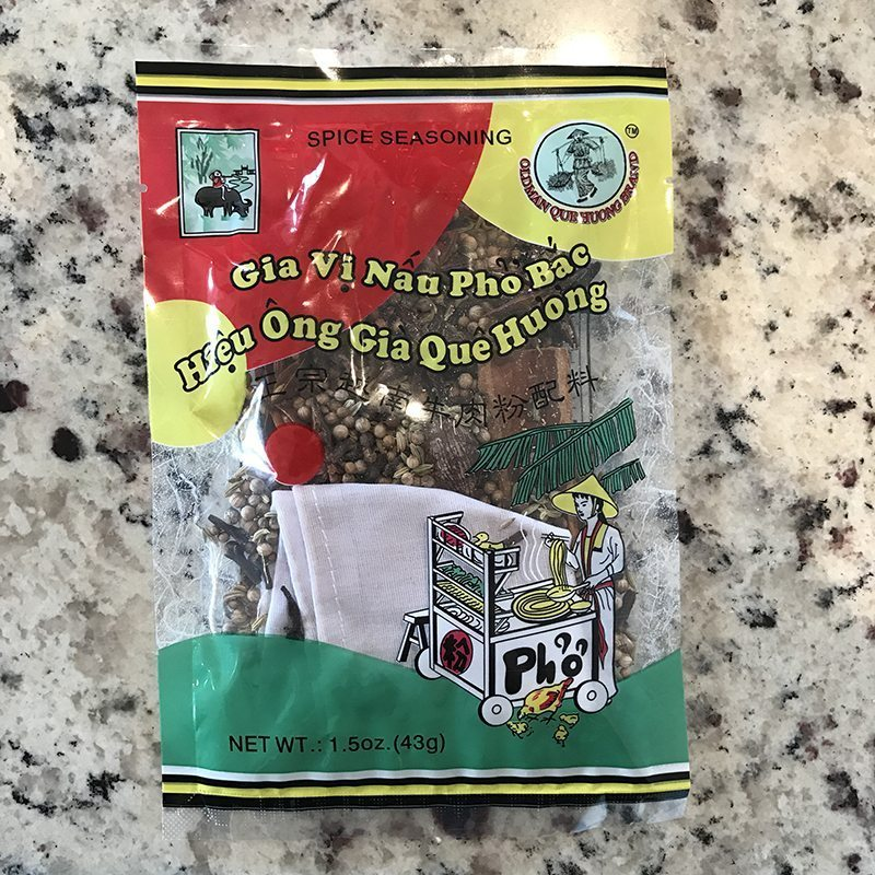 Pho Bac Spice Seasoning