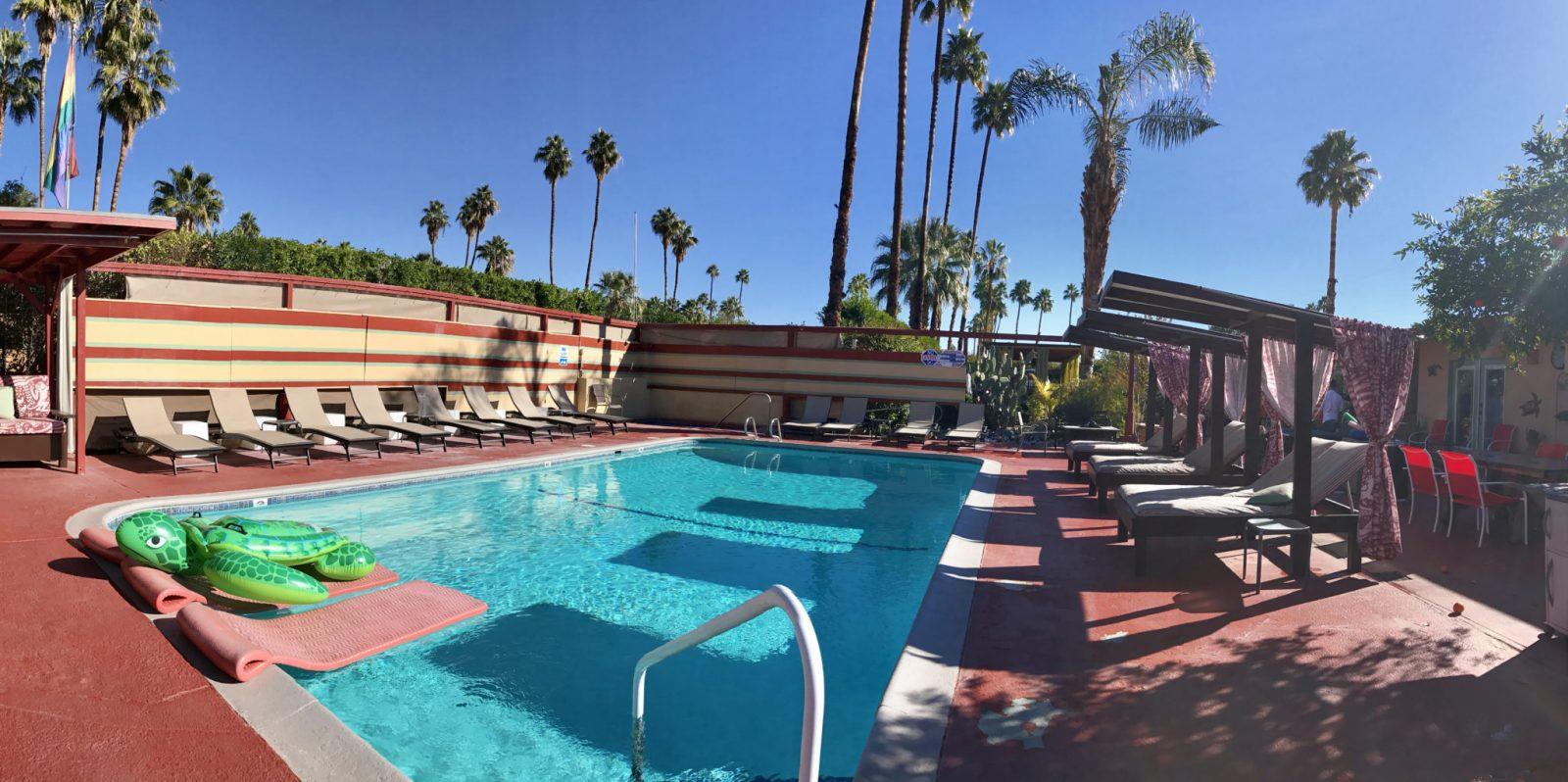 guide Palm resort springs gay