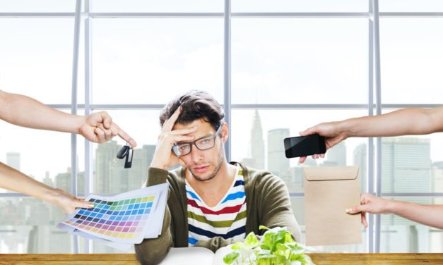How to Deal with Work Stress like a Pro