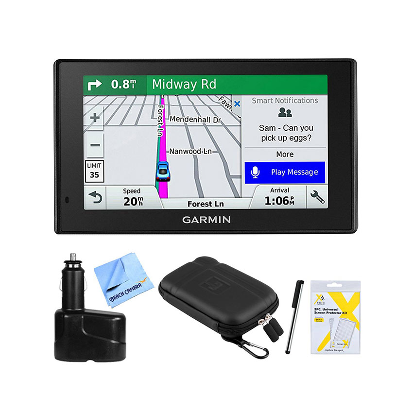 Garmin DriveSmart 51 NA LMT-S Advanced Navigation