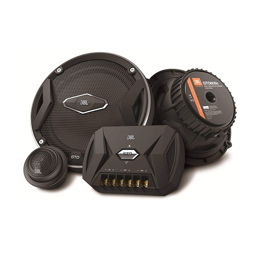 JBL GTO609C Premium 6.5-inch Component Speaker System – Set of Two