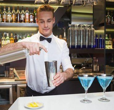 hot gay bartender