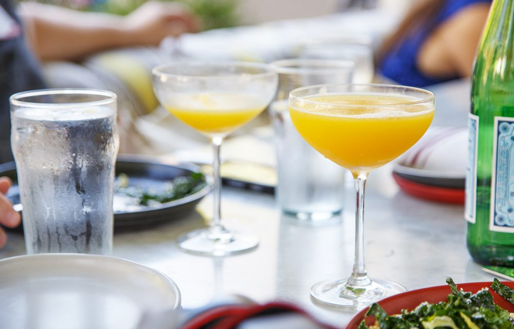 How to Make Mimosas Worth Getting Drunk