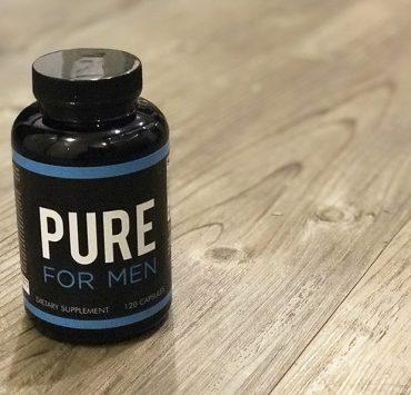 Pure for men supplements