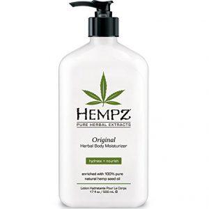 hemp body lotion