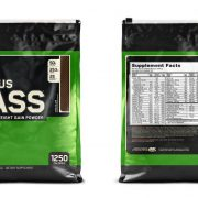Serious Mass Gainer Protein review