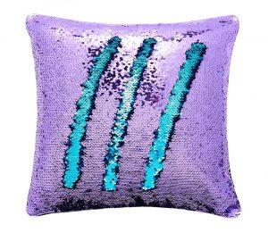 Mermaid Reversible Sequin Pillows