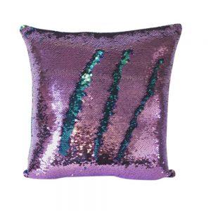 mermaid sequin pillows