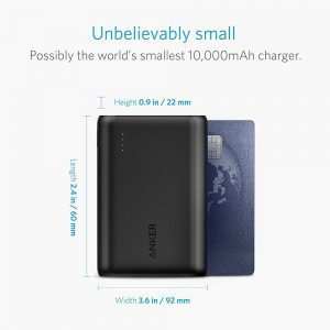 anker portable battery pack