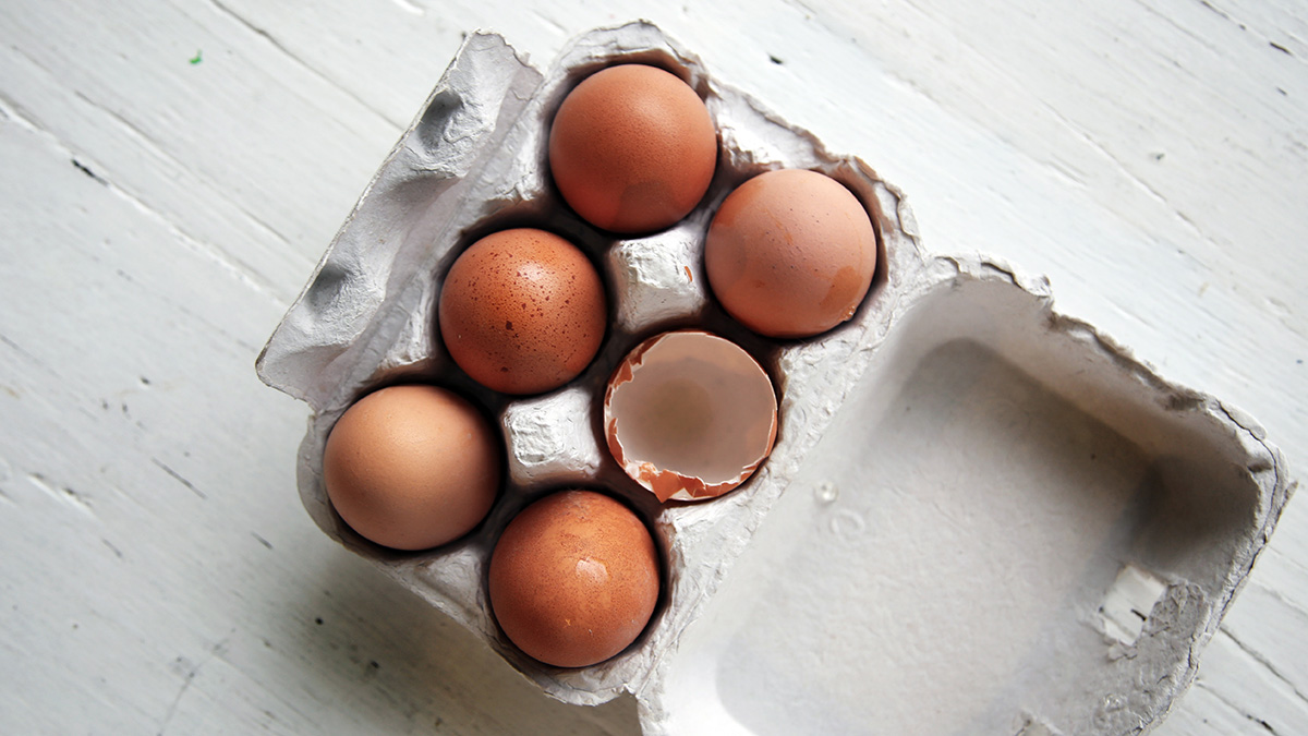 benefits of brown eggs