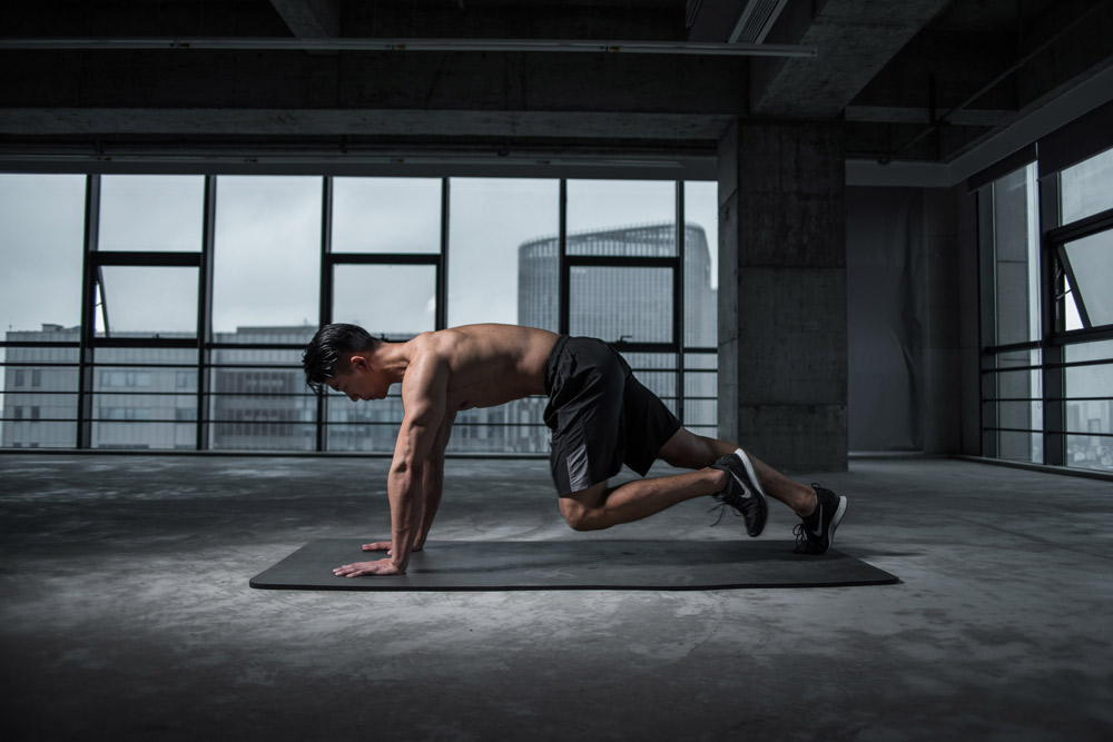 How to Stay Fit Mind and Body At Home