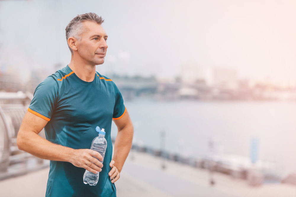 Building Muscle After 40