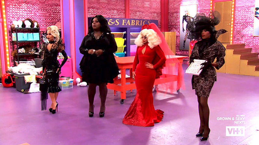 RuPaul's Drag Race All Stars 4 EP 5: Roast in Peace
