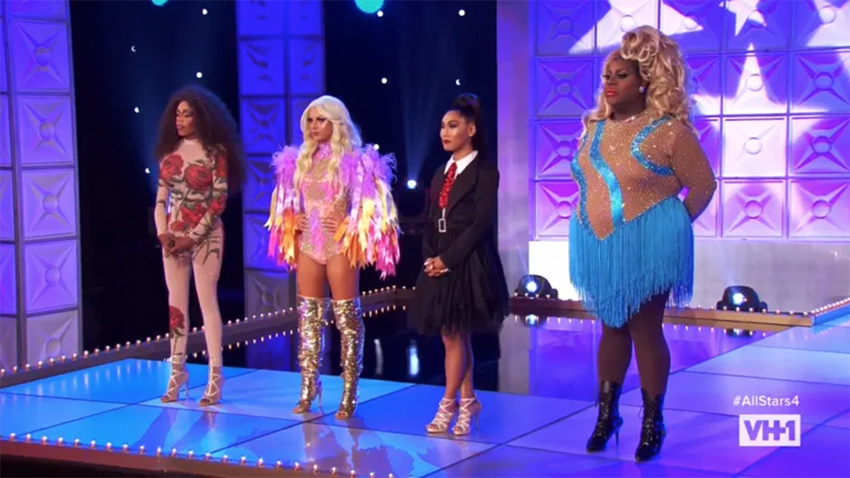 RuPaul's Drag Race All Stars 4 EP 6: LaLaPaRuZa