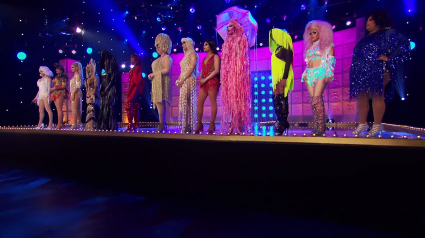 RuPaul's Drag Race Season 11 Ep 3: Diva Worship