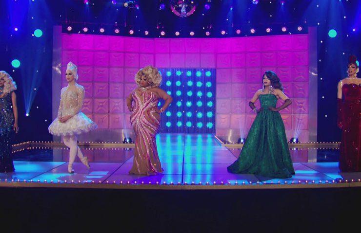 RuPaul's Drag Race Season 11 Ep 12: Queens Everywhere
