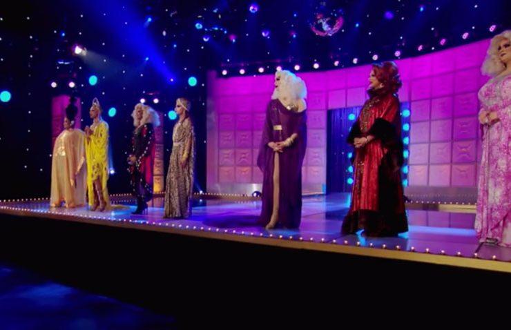 RuPaul's Drag Race Season 11 Ep 10: Dragacadabra
