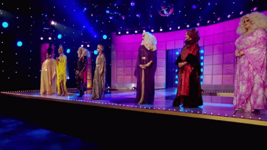 RuPaul's Drag Race Season 11 Ep 10: Dragacadabra