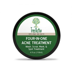 Four-in-One Acne Treatment