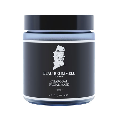 Beau Brummel for Men Charcoal Facial Mask