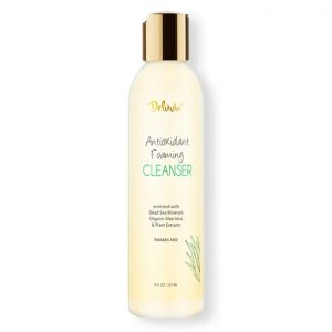Deluvia Dead Sea Antioxidant Foaming Cleanser