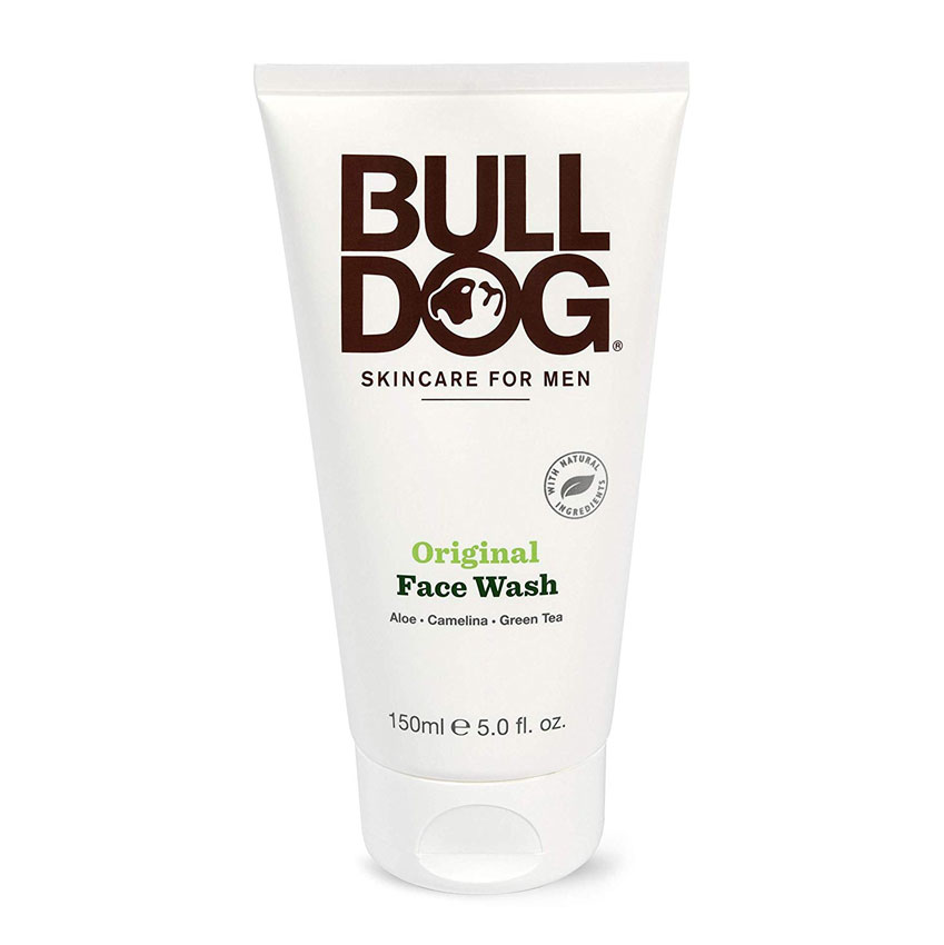 Bulldog Skincare and Grooming For Men Original Face Wash