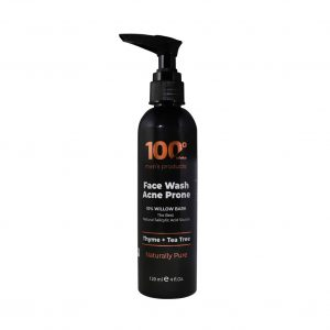 100° Celsius Men's Products Face Wash Acne-Prone