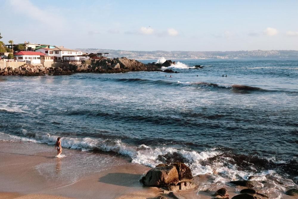 chile beach