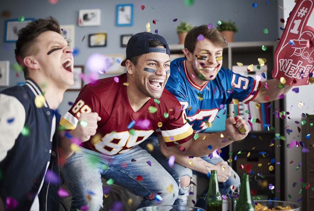 how to host a super bowl party