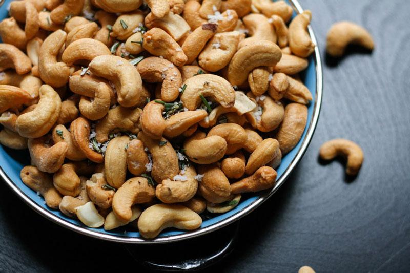 healthy nuts