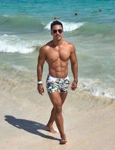 Taddlee Men Swimwear Swimsuits