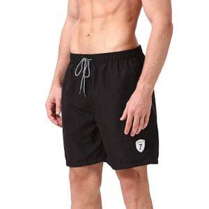 anqier Mens Swim Trunks Quick Dry Swim Shorts