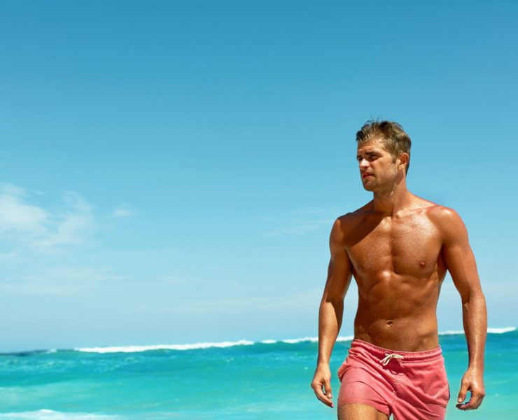 most comfortable men's swim trunks
