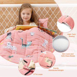 BUZIO Kids Weighted Blanket