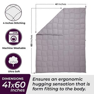 Florensi Weighted Blanket for Kids