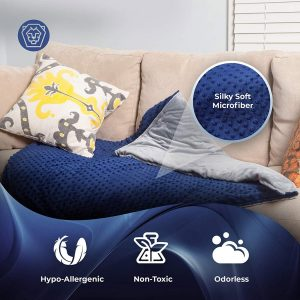 Roore 5 lb Weighted Blanket for Kids