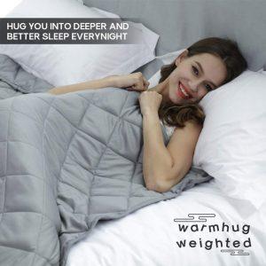 WarmHug Weighted Blanket