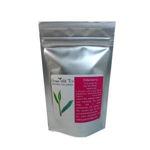 Green Hill Elderberry Fruit Herbal Tea
