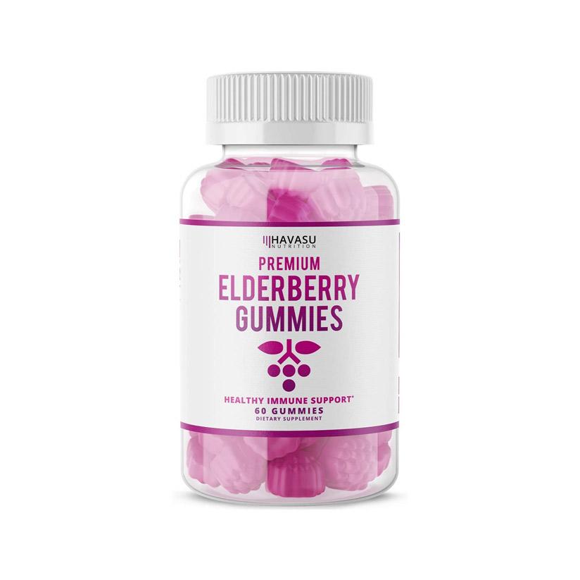 Havasu Nutrition Elderberry Gummies 100mg