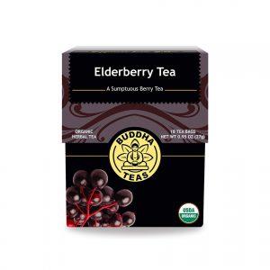 Buddha Teas Organic Elderberry Tea