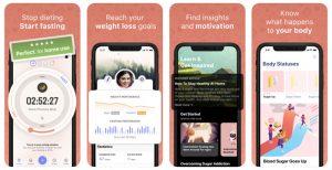 Simple Fasting Tracker app