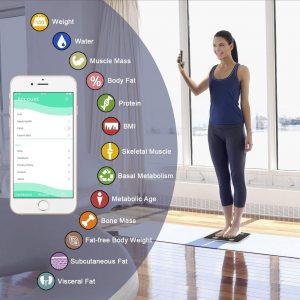 Measurik Bluetooth Smart Body Scale