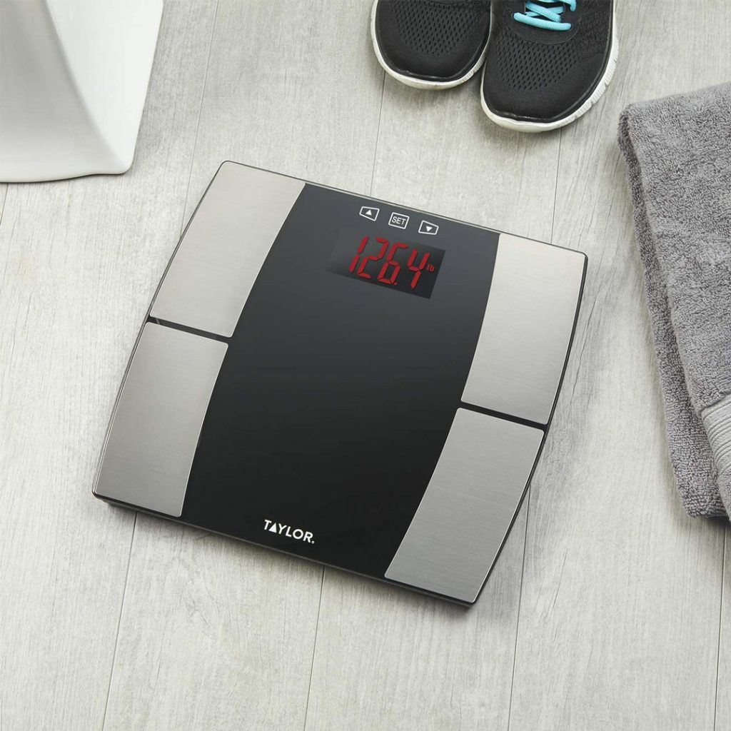 Taylor Precision Products Body Composition Scale